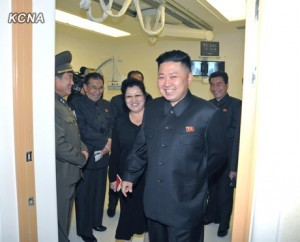 Kim Jong Un Visits Newly Built Breast Cancer Research Centre at Pyongyang Maternity Hospital