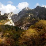 Ongnyu Valley in Autumn - DPRK