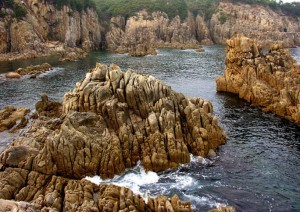 Rock Sea of Manmulsang - DPRK