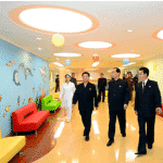 Okryu Children's Hospital Opens