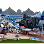 Munsu Water Park Completed