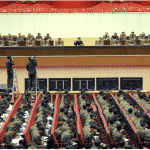 Kim Jong Un Guides Shooting Contest of Participants in KPA Meeting