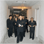Kim Jong Un Gives Field Guidance to Construction Site of Dental Hospital
