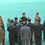 Kim Jong Un Inspects May Day Stadium