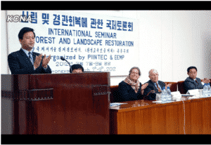 International Seminar on Forest and Landscape Restoration Held