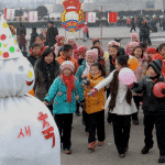 DPRK People Celebrate New Year's Day