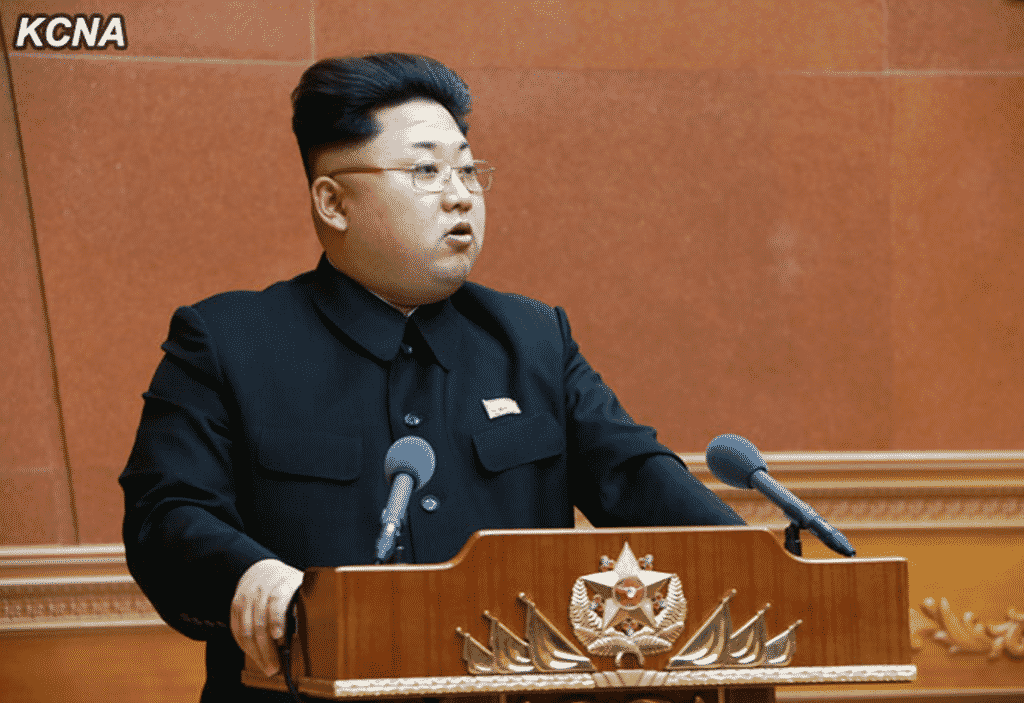 Enlarged Meeting of WPK Central Military Commission Held under Guidance of Kim Jong Un