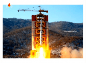 KCTV (DPRK Successful Launch Kwangmyongsong-4 Satellite)