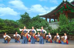 Janggo Dance, Folk Dance of Korea