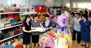 National Exhibition of August 3 Consumer Goods Opens
