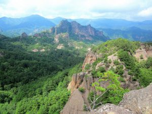 Mt Chilbo: The Most Noted Mountain in North Korea