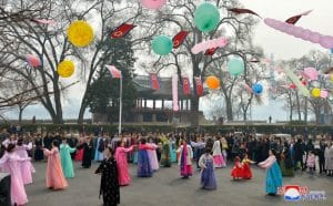 All DPRK Voters Take Part in Election for Deputies  to 14th SPA