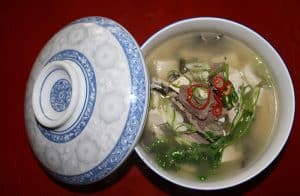 Loach Soup—Special Dish of Kaesong