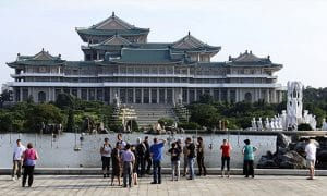 Tourism is Thriving in North Korea