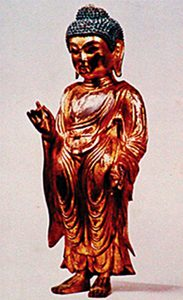 Japan's Plundering of Buddhist  Statues in Korea