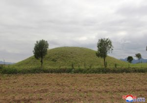 Koguryo Tombs with Murals  and Historical Relics Unearthed.