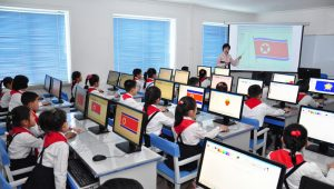 Education Guarantees  DPRK's Rosy Future.