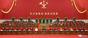 Congress of Struggle and Advance Which Will Mark Great Watershed  in Overall Development of Korean-style Socialism  Historic Eighth Congress of the WPK Opens