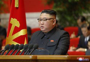 Concluding Speech at the Eighth Congress of the Workers' Party of Korea Kim Jong Un