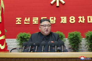 Opening Speech at the Eighth Congress of the Workers' Party of Korea Kim Jong Un