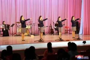 Performances Celebrate the Day  of the Shining Star