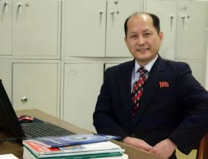 Man of Ability in the Field of Geophysical Exploration